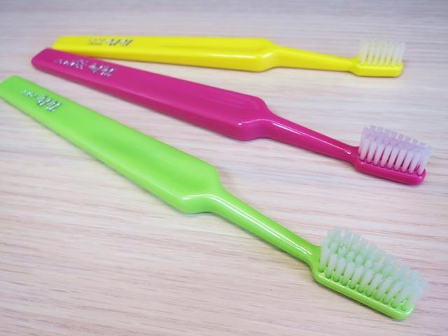 スウェーデン製歯ブラシTePeテペ~緑陽台歯科診療所(音更町)